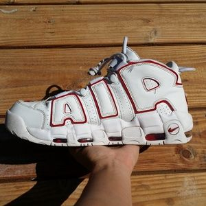 Nike Shoes - Nike Air More Uptempo Scottie Pippen Basketball